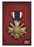 War Merit Cross 2nd Class with Swords