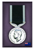 New Zealand War Service Medal