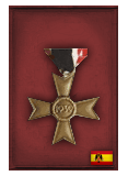 War Merit Cross 2nd Class